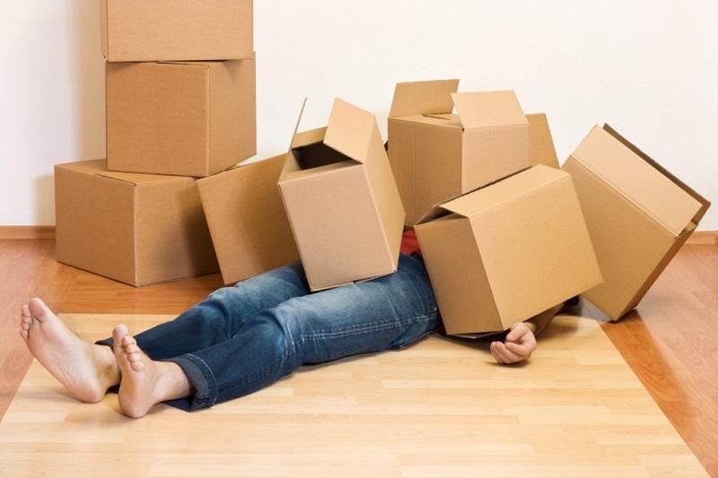 Tự chuyển nhà khiến khách hàng kiệt sức