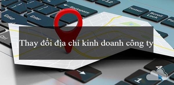 Thay đổi địa chỉ công ty cùng quận không cần thay đổi địa chỉ cơ quan quản lý thuế