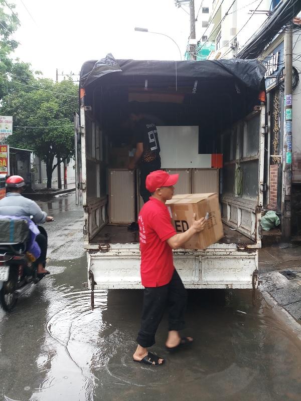 Vận chuyển nhà nhanh chóng, đảm bảo an toàn