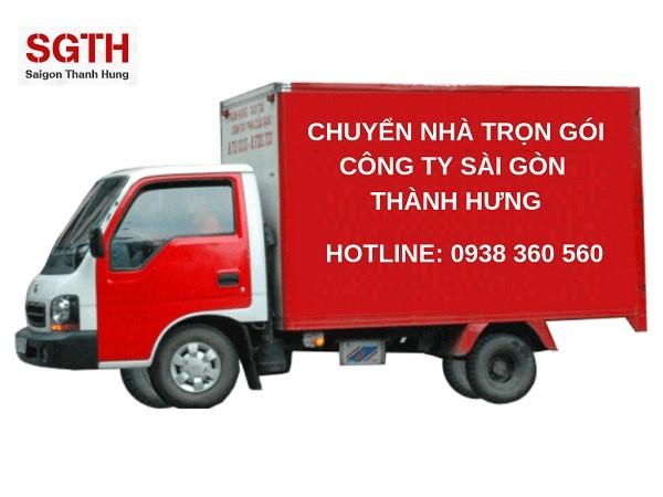 Dịch vụ vận chuyển nhà trọn gói quận 2 tại Sài Gòn Thành Hưng